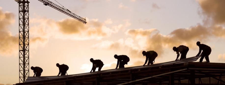 Trabajo en equipo Empresas de construccion en barcelona